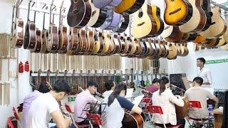 bán ghitar cần thơ,bán sáo truc cần thơ,bán cajon cần thơ