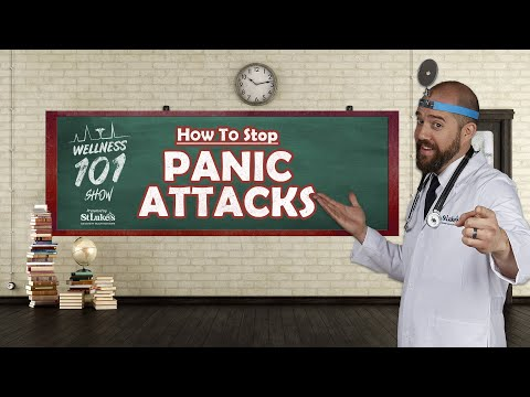 Wellness 101 Show – How to Stop a Panic Attack