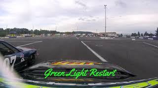 JBR Racing Veteran driver #521 Mike Jensen - Hornet Heat