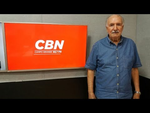 Entrevista CBN Campo Grande: João Leite Shimidt - Presidente PDT