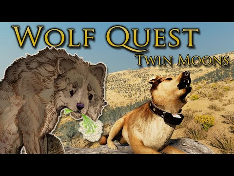 Following CURIOUS Scents to Romance?! 🐺 WOLF QUEST: TWIN MOONS • #7