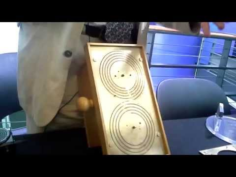 Antikythera Mechanism demonstration, part 2