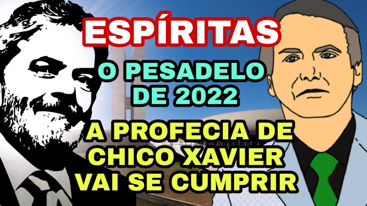Download ESPÍRITAS, O PESADELO de 2022, Bolsonaro e Lula, A PROFECIA de Chico Xavier Vai Se Cumprir