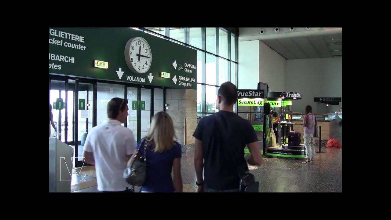 Come arrivare all'Aeroporto di Milano Malpensa da Torino ...