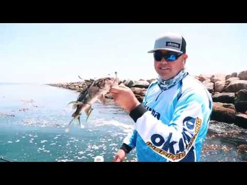 What Inspires You- Gil Perez Okuma Fishing Tackle