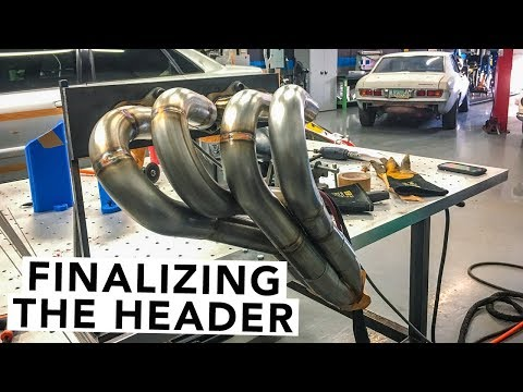 Celica Beams 3SGE Header & Exhaust Build-Off Ep4