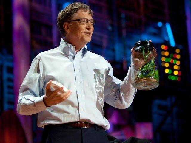 【TED】Bill Gates: Innovating to zero! (Innovating to zero! | Bill Gates)