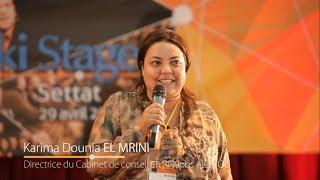 Comment définir son projet professionnel? Karima Dounia EL MRINI - WikiStage FST Settat