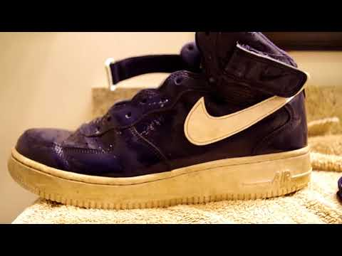 How To Clean Sneakers (the easiest way)