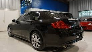2012 Infiniti G37XS SEDAN review - Buying a G37? Here's the complete story!