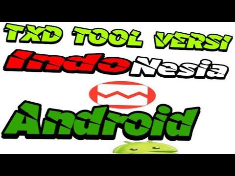 Share txd tool language INDONESIA