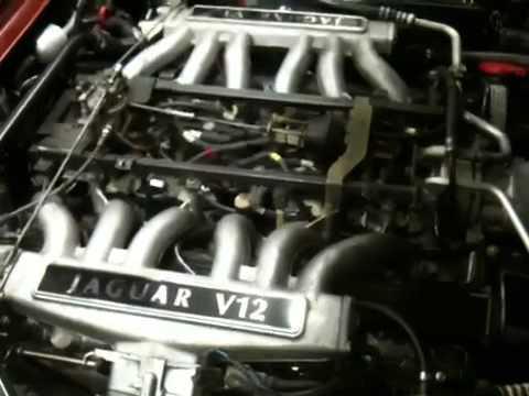 Xjs 6 0 V12 Engine Idle