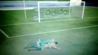 Ronaldo Having SEX with Joe Hart on fifa