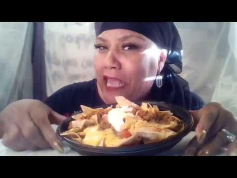 Nacho Bell Grande Callab  Tingling Sensations Muk-bang 💋