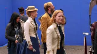 Alice Through The Looking Glass (2016) - B-roll Footage 'Behind The Scenes' (VO)