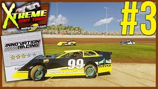 Starting Our First Full-Time Season in the Dirt Tour! | NASCAR Heat 3 Career Mode Ep. 3