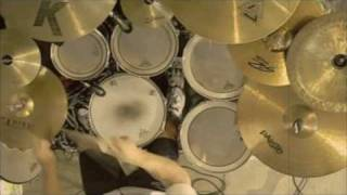 Stay Visible - Simple Minds - drum cover by Marius