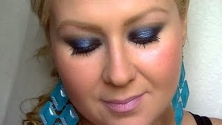 Night time Make Up - Éjszakai partysmink Thumbnail