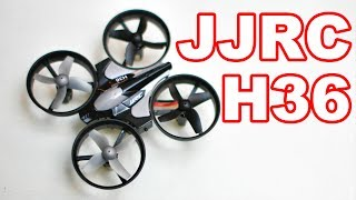 Awesome $22 Indoor Quadcopter - JJRC H36 - TheRcSaylors
