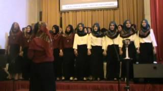 UKM Seni Universitas Muhammadiyah Palembang Lagu Kemesraan