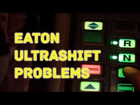 eaton autoshift fault codes