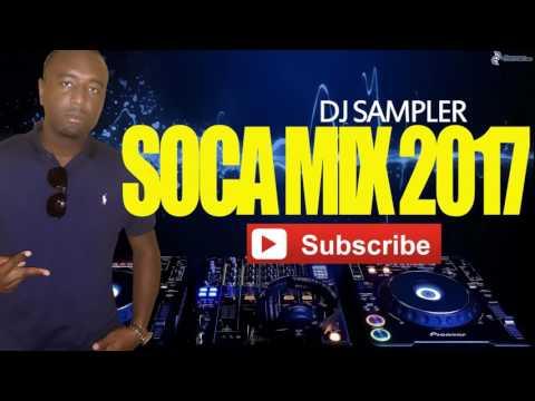 Soca Mix|Soca Workout Mix - FIREEEE - CRAZY MIX #1 -  soca mix | Dj Sampler Bahamas