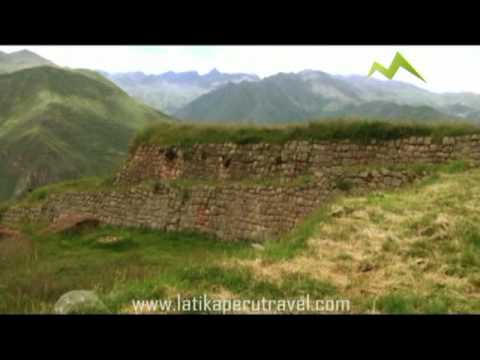 Huchuy Qosqo Trek to Lamay Town & Machu Picchu.mpg