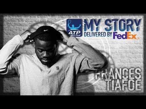 My Story: Frances Tiafoe