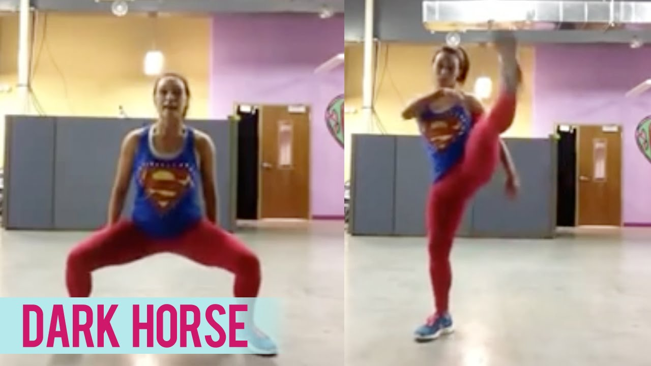 Katy Perry - Dark Horse (Dance Fitness with Jessica)