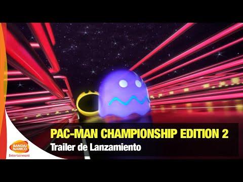 PAC-MAN CHAMPIONSHIP EDITION 2 - Trailer De Lanzamiento - Bandai Namco Latinoamérica