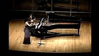 2악장, 베토벤 피아노와 바이올린을 위한 소나타 3번 …