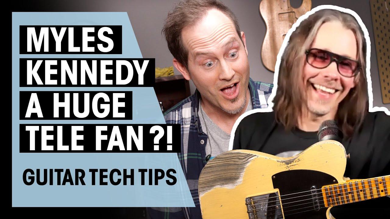 Myles Kennedy REVEALS His Guitar Setup | Guitar Tech Tips | Ep. 54 | Thomann