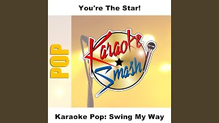 Just Keep Me Moving (Karaoke-Version) As Made Famous By: K.D. Lang