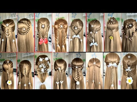 Top 20 Easy Hairstyles for Long Hair -...