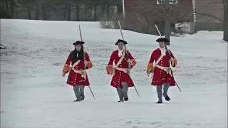 1705 Winter Skirmish - War of Spanish Succession, Queen Anne