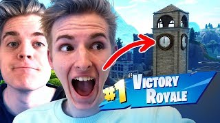 TILTED TOWERS IS VAN ONS!!! - Fortnite Met Matthy