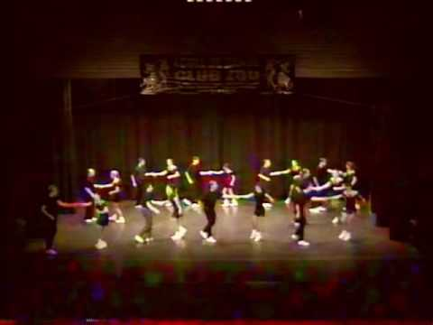 ballet swing adulte ecole de danse zou 1999 youtube