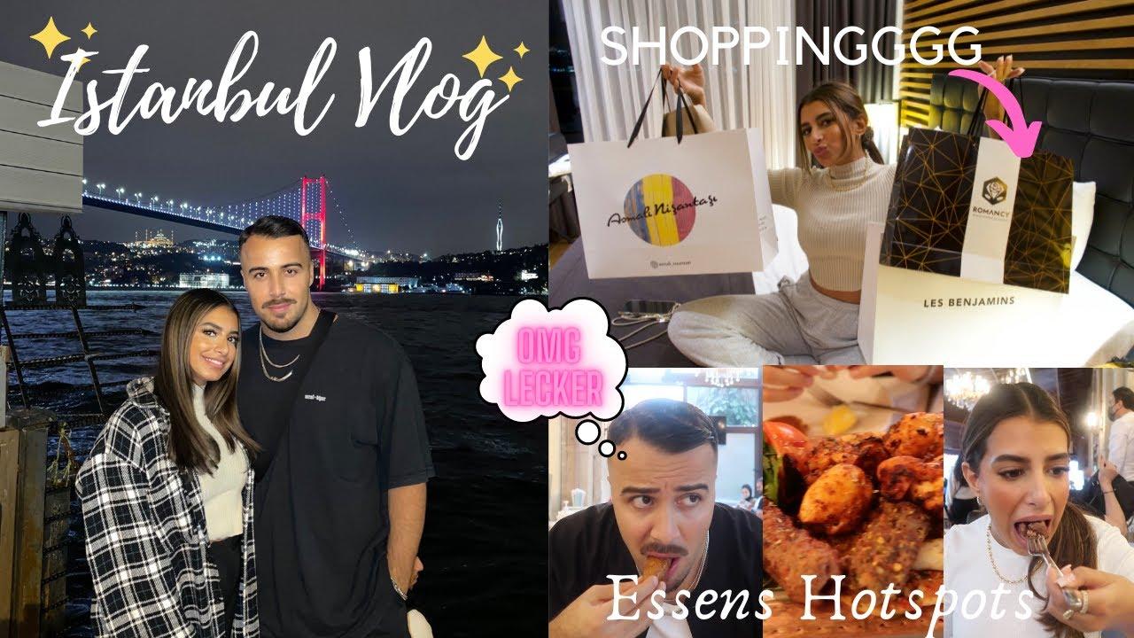 Download ISTANBUL VLOG (Besten FOOD SPOTS & Shopping Rausch + Haul ) | Sara & Dolunay