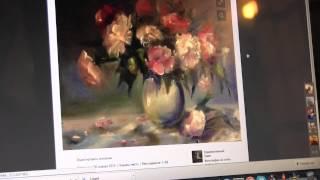 видео оценка картин