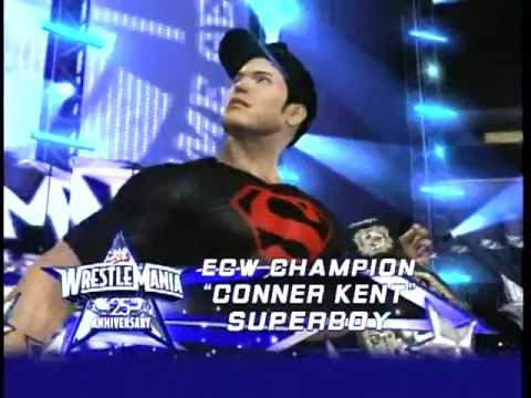 Conner Kent, Kon-El, SuperBoy V3 SvR10.avi
