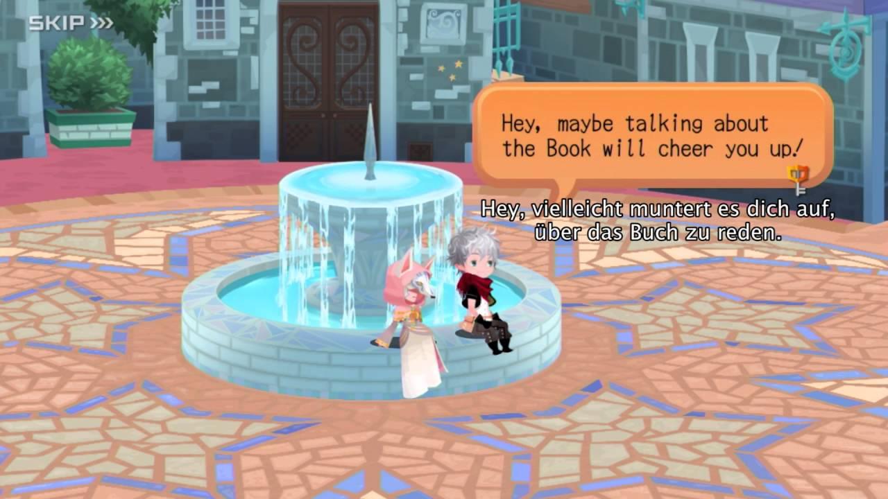 Kingdom Hearts Unchained χ Veröffentlichungs-Trailer