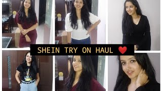 SHEIN HAUL| TRY ON HAUL| 2019 summer collection| Makeovers by Anu ❤️