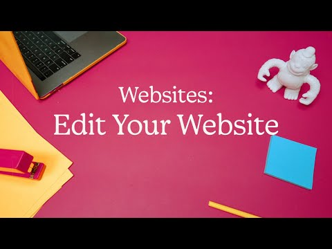 Edit Your Website in Mailchimp (April 2021)