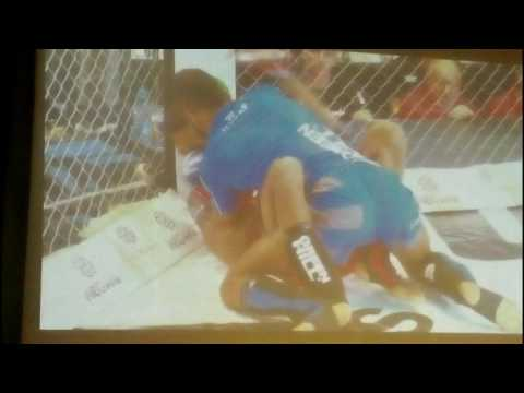 Moreno Hortinha vs Adam Amarasinghe - IMMAF Bantamweight Final