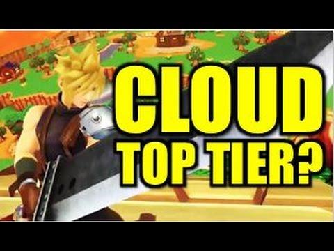 Cloud Competitive Breakdown & Prediction - Smash Wii U/3DS