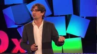 El viaje de los pioneros: Diego González Rivas at TEDxGalicia