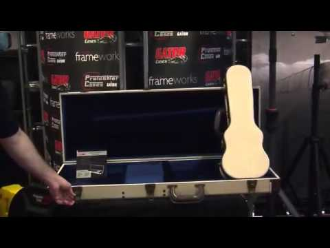 MMR: Gator Cases' Rob Garofala on the Journeyman Series at Summer NAMM 2013