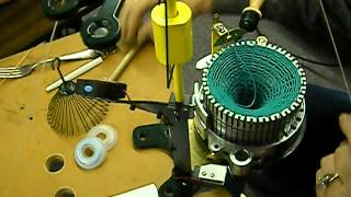 Sock Machine Experiences: Ravel Cord On The Csm (circular Sock Knitting Machine) By Carole Wurst