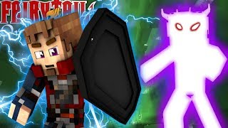 GOD OF THE ABYSS! - Minecraft FAIRY TAIL ORIGINS #21 (Modded Minecraft Roleplay)