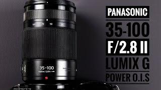 Panasonic 35-100mm f/2.8 II